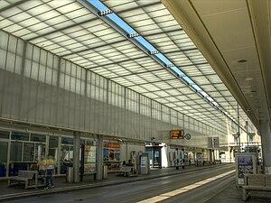 Lugano - Pensilina - TPL Interno
