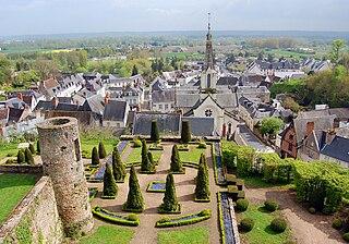 Luynes, Indre-et-Loire Commune in Centre-Val de Loire, France