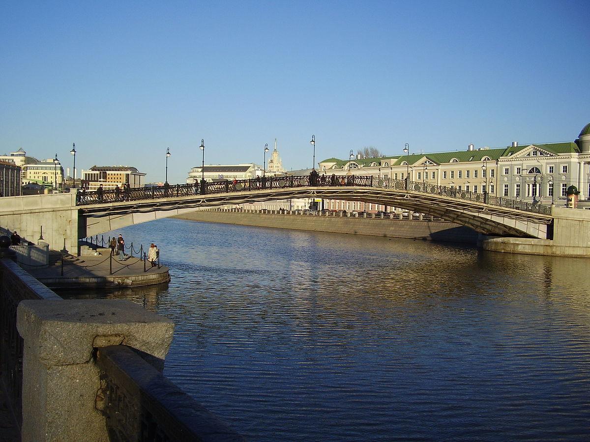 Картинки по запросу 5. Лужков мост