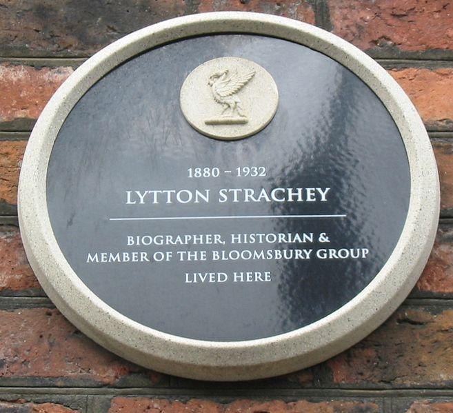 File:Lytton Strachey plaque Liverpool.jpg
