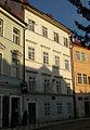 Měšťanský dům U Žluté růže (Malá Strana), Praha 1, Na Kampě 11, Malá Strana.JPG