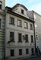 Měšťanský dům U Felbrů (Malá Strana), Praha 1, U lužického semináře 6, Malá Strana.JPG