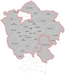 Kvartaloj de Liberec