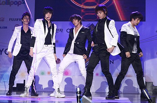 MBLAQ in 2010 (cropped)