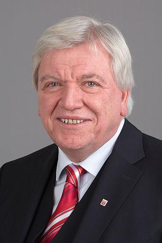 Volker Bouffier - Volker Bouffier, 2016