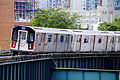 MTA NYC Subway 7 train leaving 33rd St.jpg
