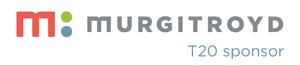 Murgitroyd Twenty20 - MURGITROYD T20 branding