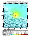 M 6.4 - 97km SE of Yilkiqi, China - intensity.jpg