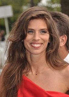 Maïwenn French actress