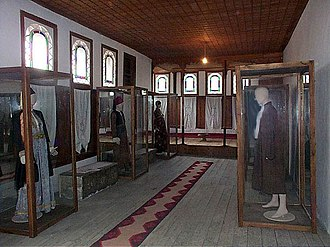 Costume Museum (Kastoria) - Image: Macedonian Museums 17 Endymatologiko Kastorias 81