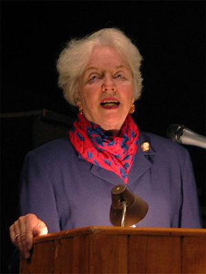 Madeleine Kunin - Image: Madeleine kunin 20041011