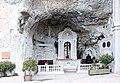 Madonna della Corona, grotto.JPG