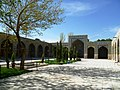 Madrasa of Shah Mosque Isfahan 2014 (1).jpg