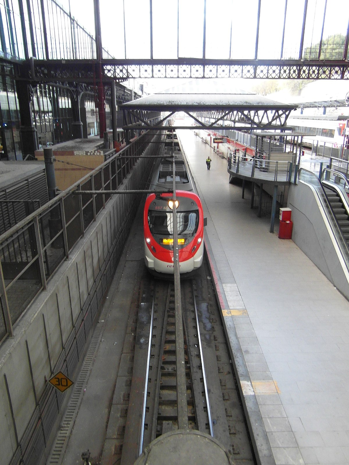 C-1  Cercan U00edas Madrid