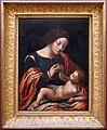 Maestro delle mezze figure femminili, madonna col bambino, 1500-25 ca.jpg