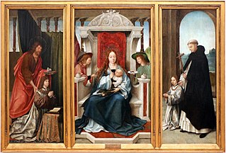 Triptych of the Princes