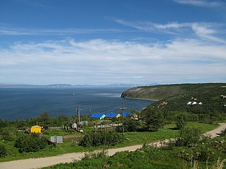 Magadan Oblast - Gertner Bay, Magadan