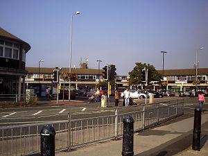 Maghull - Image: Maghull Square