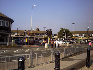 Maghull town and civil parish in the Metropolitan Borough of Sefton, in Merseyside, England