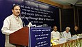 "Mahesh Sharma addressing at the release of the ""Second Part of Volume-II of Pali Hindi Dictionary"" and a book entitled ""A Journey Through Bihar to Vihar"", in New Delhi.jpg"