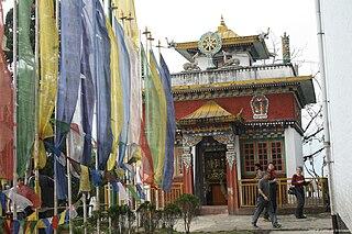 Pemayangtse Monastery Buddhist monastery in Sikkim, India