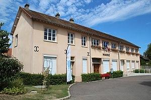 Boinville-le-Gaillard - The town hall in Boinville-le-Gaillard