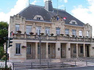 Saint-Médard-en-Jalles - Town hall
