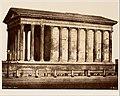 Maison Carrée à Nîmes MET DP137997.jpg