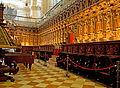 Malaga Kathedrale Der Chor2.jpg