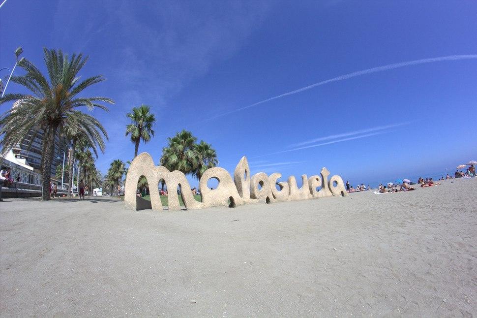 Praia da Malagueta
