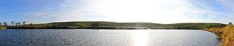 Mallard Lake Landfill - Mallard Lake Landfill from the North-East