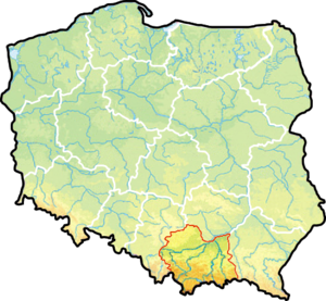 Województwo Małopolskie Wikitravel Przewodnik Turystyczny