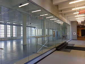 Mana Contemporary - Dance studio