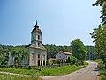 Manastir i crkva rođenja Bogorodičinog, Četereže, Žabari 02.JPG