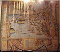 Manif. di bruxelles, arazzi della battaglia di lepanto, battaglie su dis. di lazzaro calvi e figure di luca cambiaso, 1591, 02.JPG