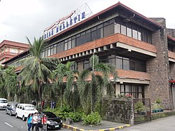 Manila Bulletin Headquarters (Intramuros, Manila; 2014-10-17).jpg