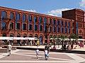 Manufaktura Shopping Centre - Former Textile Factory - Lodz - Poland (9238160419).jpg