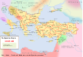 Map Byzantine Empire 1045.svg