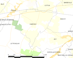 Map commune FR insee code 14130.png