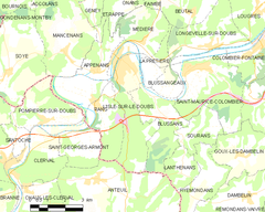 Map commune FR insee code 25315.png