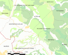 Map commune FR insee code 26285.png