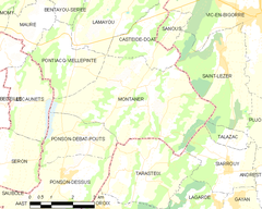 Map commune FR insee code 64398.png