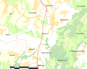 Map commune FR insee code 74216.png