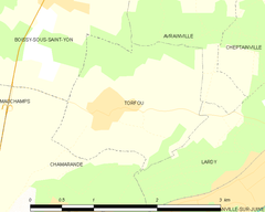 Map commune FR insee code 91619.png