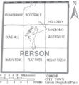 Map of Person County North Carolina With Municipal and Township Labels.PNG