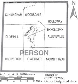 Person County North Carolina Wikipedia