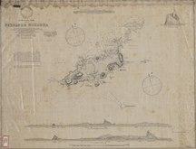 Ilha de Fernando de Noronha-1700–1900-Mapa do Arquipélago de Fernando de Noronha.tif