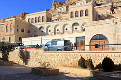 The old city of Mardin