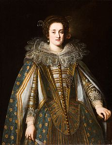 Margherita de' Medici, duchess of Parma.jpg