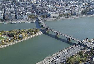 Margaret Bridge Road bridge